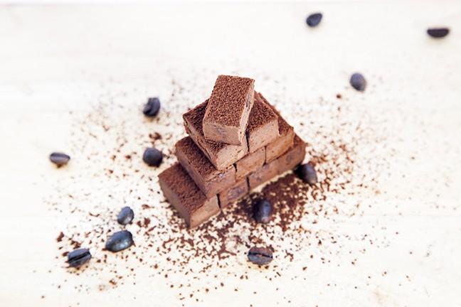 屏東咖啡生巧克力