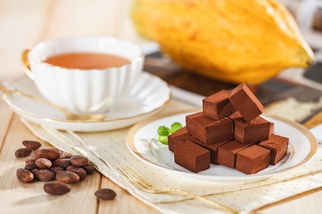 招牌生巧克力