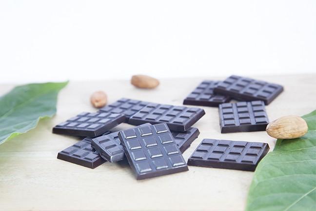 生質巧克力 100% Raw Chocolate 100%